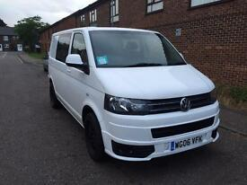 Vw T5 day van