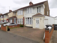 Spacious 4 Bed House with Driveway and Garden, close to Schools, Colleges, Shops, No DSS