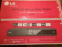 Lg blue ray player