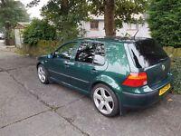 2001 volkswagen golf 1.6 sr great condition may swap