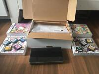 Nintendo DS XL with 10 Games