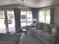 40 x 14ft 2 BEDROOM STATIC CARAVAN HOLIDAY HOME SITED ON CHERRY TREE NR GREAT YARMOUTH NORFOLK
