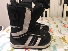 Burton Snowboard boots UK 3