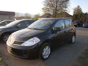 2009 Nissan Versa 1.8 S AUTOMATIQUE TOUT EQUIPE financement