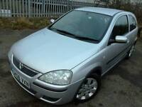 2006 VAUXHALL CORSA 1.2 SXI - DRIVES SUPERB, MOT NOVEMBER, PRICED TO SELL!!