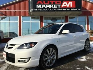 2008 Mazda Mazdaspeed3 ALLOYS, WE APPROVE ALL CREDIT