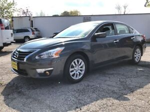 2013 Nissan Altima 2.5 S, Automatic, Bluetooth, Only 58,000km