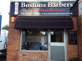 Experienced Barber Required Nr Reading