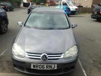Vw golf tax and MOT quick sale 1st to see will buy Ono