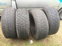 Pirelli Scorpion zero tyres 255/55 R19
