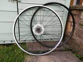 Bicycle alloy rim
