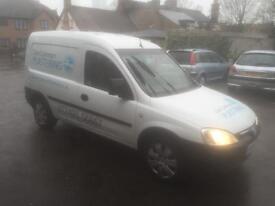 Vauxhall Combo CDTI 16v