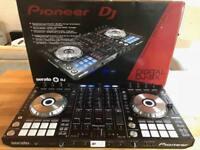 Pioneer DDJ SX Professional DJ Controller with box