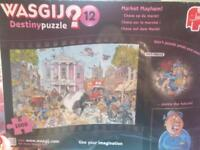 Wasjig jigsaws 12, 7 and 11