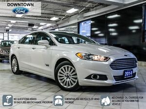2014 Ford Fusion Energi SE Luxury, Moon roof, Leather, Navigatio