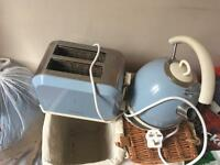 Toaster and kettle-kettle faulty