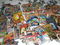 job lot of american comics