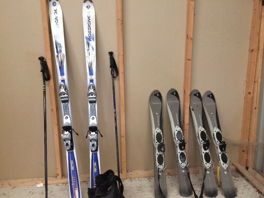 Ski and golf