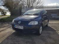 VOLKSWAGEN FOX 1.4 (black) 2008