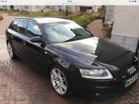 Well maintained Audi A6 estate, Le Mans spec