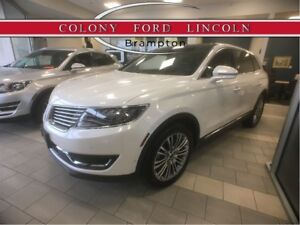 2016 Lincoln MKX TECHNOLOGY, LUXURY & DRIVER PKG's!!!