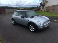 MINI COOPER,1 YEARS MOT,£995