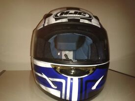 HJC HELMET £70 ALSO SINGLE BED WITH MATRESS £50