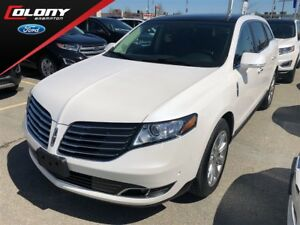 2018 Lincoln MKT MKT ELITE, DRIVER & TECH PKG's, DUAL DVD's!