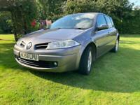 Renault Megane 1.5ltr diesel