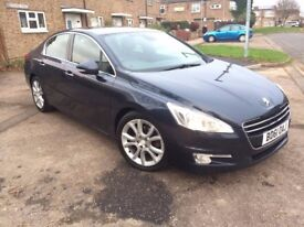 2011 Peugeot 508 2.0 HDi Automatic Allure 4dr Saloon