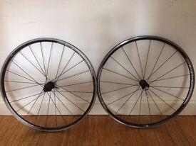 Bike wheels SHIMANO R500 wheelset