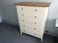 7-drawer chest of drawers - Ikea - excellent condition