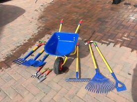 Tolo Children's Gardening tools