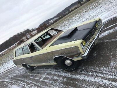 1969 Dodge Coronet 500 1969 dodge coronet 500 wagon