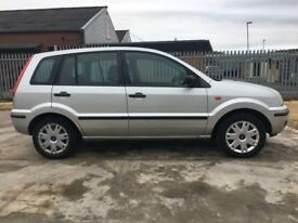2006 FORD FUSION 1.4 2 5 DR HATCHBACK BARGAIN LOW MILEAGE GREAT CONDITION 12 MONTH'S M.O.T