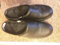 Safety kitchen Chef shoes leather size 44
