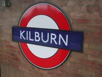 BEAUTIFUL AND BIG DOUBLE ROOM just minutes away from Kilburn Station 185 pw