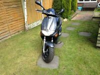 GILERA RUNNER VX 125 2003 FULL MOT