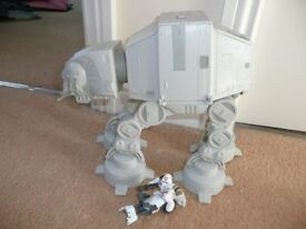 Star Wars Galactic Hero At-At Playset
