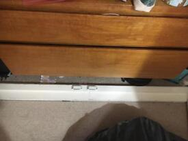 Two Drawer Chester drawer