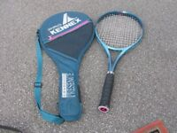 Kennex Pro Racket with Cover