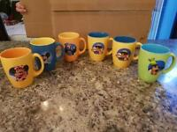 Disney Mugs Disneyland Paris Collectable