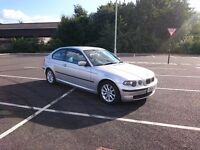 BMW 316 ES - Low Mileage 87000 - Mot Jan 17