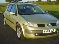 RENAULT MEGANE DYNAMIQUE *5 DOOR* LOW MILEAGE Lovely condition