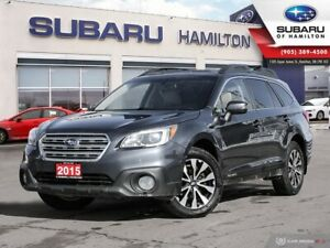 2015 Subaru Outback 2.5i Limited Package $88 WEEKLY WITH $0 D...