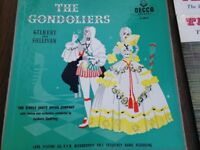 Gilbert and Sullivan LP Collection