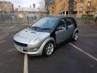 Smart Forfour 1.1 Pulse. Fantastic little car, cheap on fuel and insurance. 2006