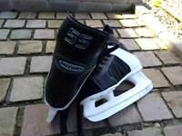 Size 9 ice hockey skates