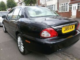 2008 Jaguar x type Sport with private number plate