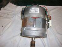 hotpoint washing machine motor and water pump.